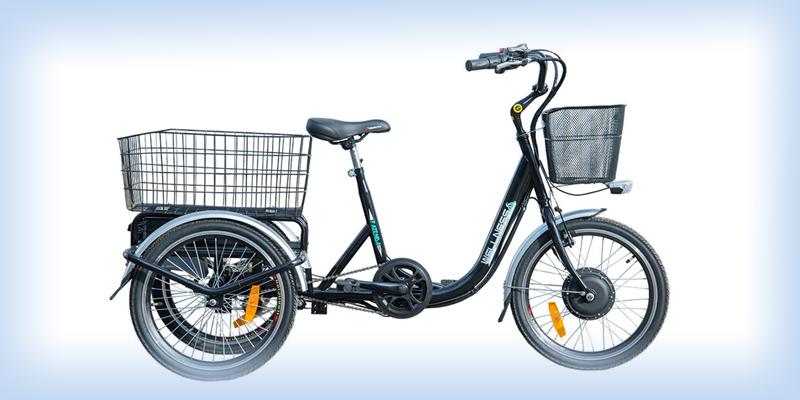 Электрический велосипед Wellness Fazenda