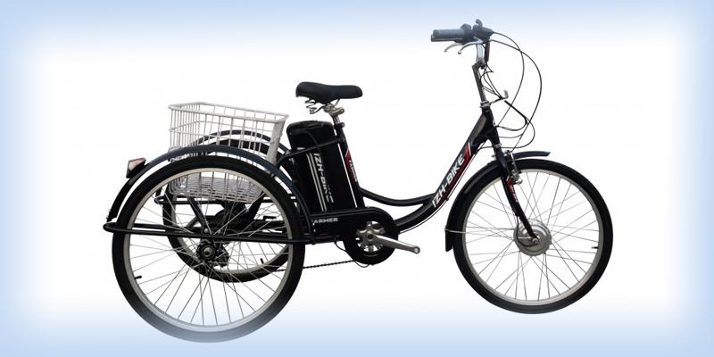Иж-Байк Фермер - велосипед с электро мотором