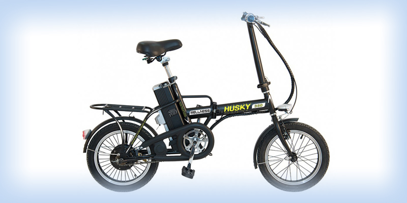 Городская модель велосипеда