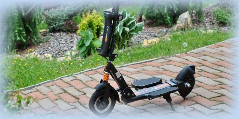 Электросамокаты Airwheel Z3, Z5 и Z8